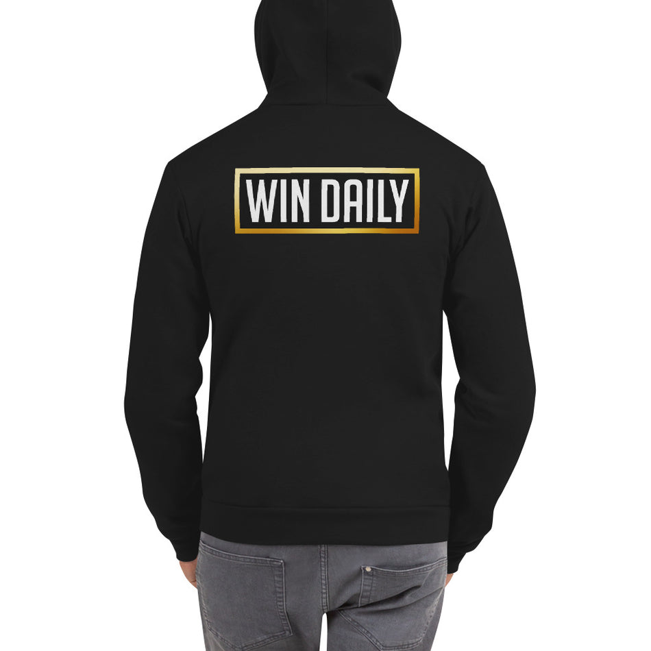 Win Daily Hoodie sweater