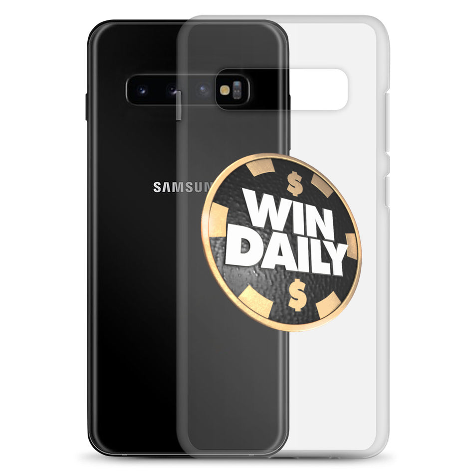 Win Daily Samsung Case