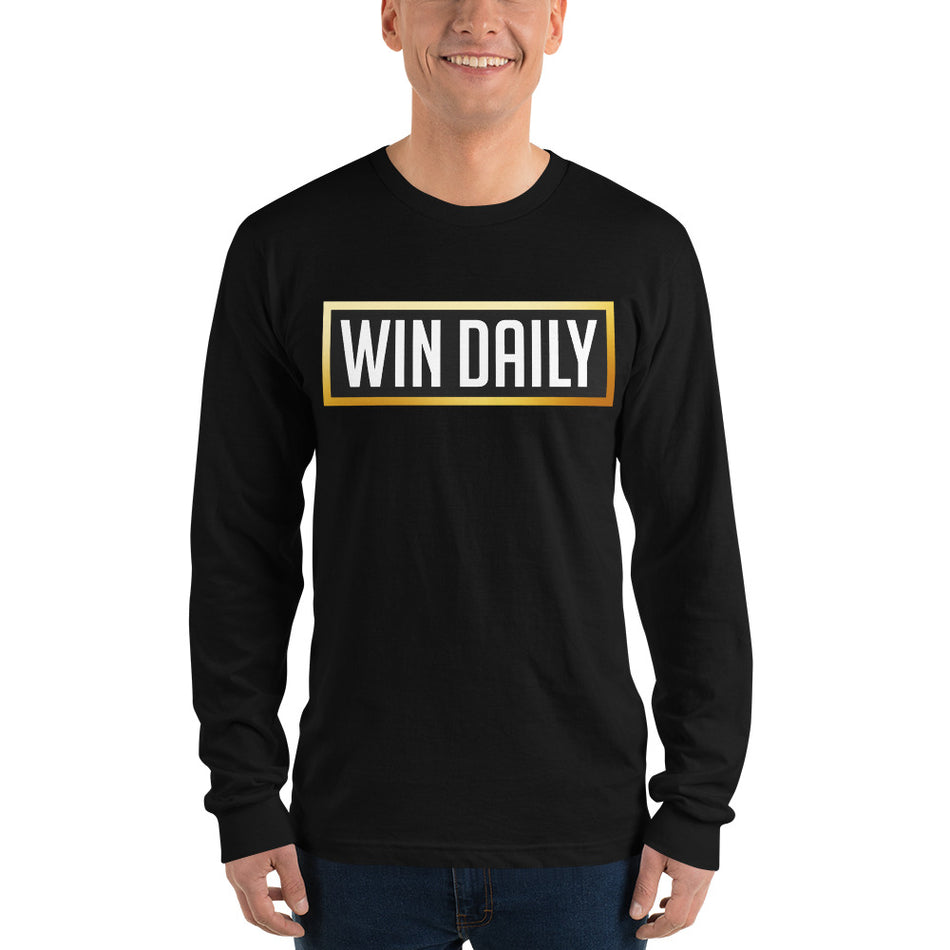 Win Daily Long sleeve t-shirt