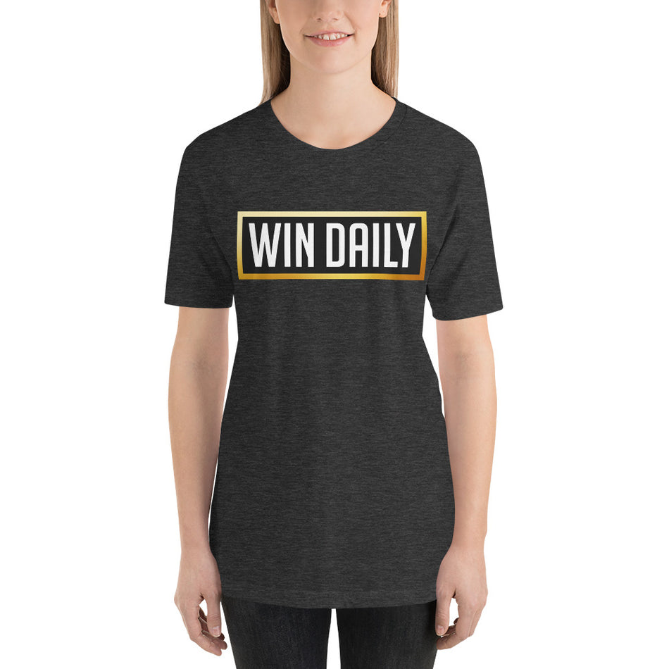 Win Daily Short-Sleeve Women's T-Shirt