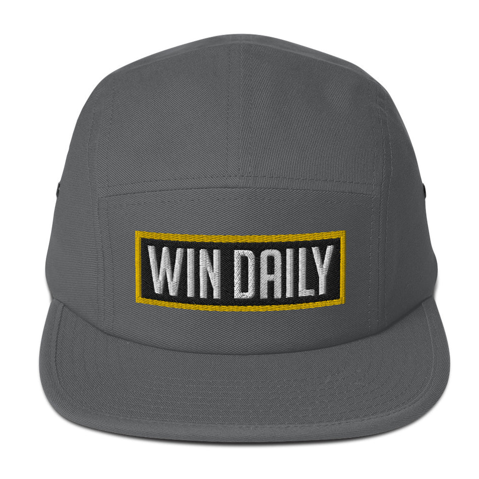 Win Daily 5 Panel Camper