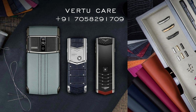 Vertu Made To Order Service | Print Your Name