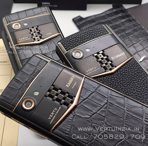 Vertu Aster P in India