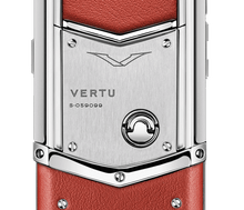 Load image into Gallery viewer, Vertu Signature Pure Silver Red