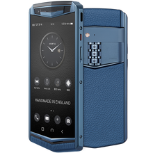 Load image into Gallery viewer, Vertu Aster P Blue mobile phone
