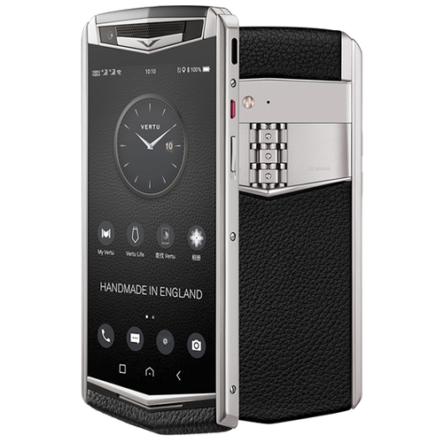 Vertu Aster P Steel mobile phone