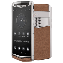 Load image into Gallery viewer, Vertu Aster P brown mobile phone