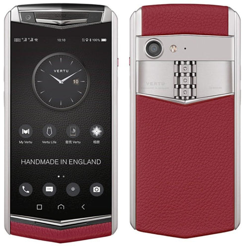 Vertu Aster P red in India