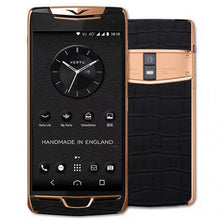 Load image into Gallery viewer, Vertu Constellation black alligator in india