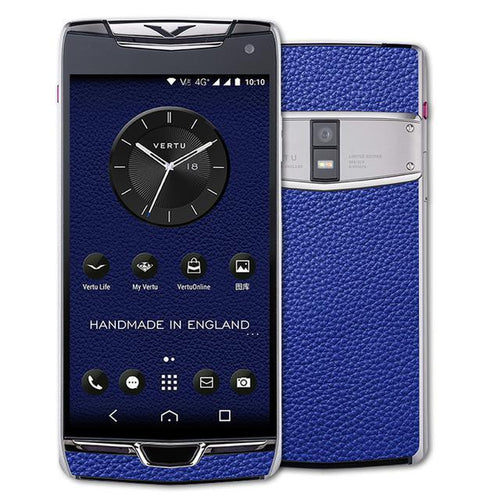 Vertu Constellation blue in india