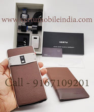 Load image into Gallery viewer, Vertu Constellation brown price
