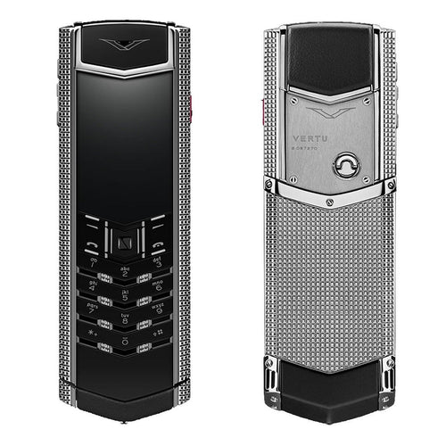 Vertu Signature Clous de Paris Mobile