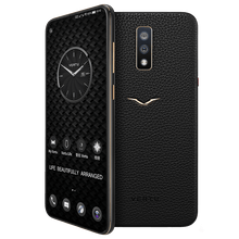 Load image into Gallery viewer, Vertu Life Vision Jet Black Gold
