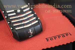 vertu ferrari price in india