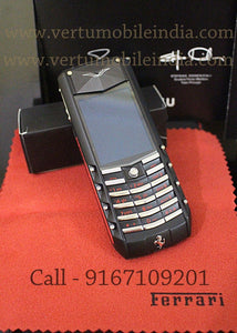 vertu ferrari price india