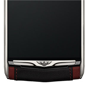 Vertu Signature Touch Bentley Edition Silver Body Luxury Mobile Phone