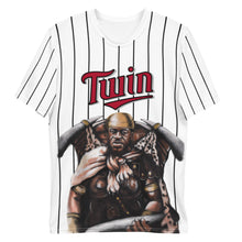 "Load image into Gallery viewer, HUES ""Twins"" Unisex Short Sleeve T-shirt"