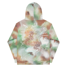 "Load image into Gallery viewer, HUES ""Revolutionary Artists"" All Over Print Hoodie"