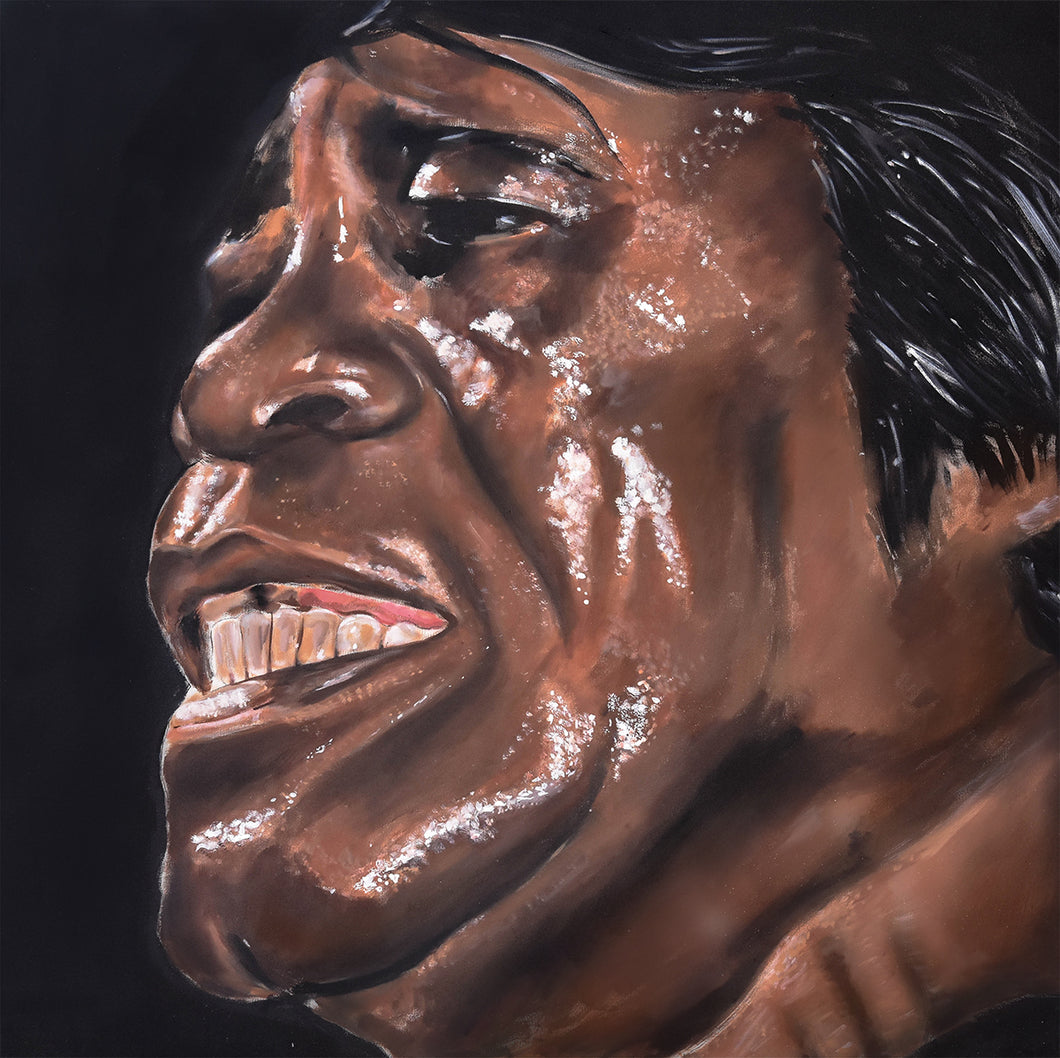 Godfather of Soul (LIMITED PRINT) 24x24