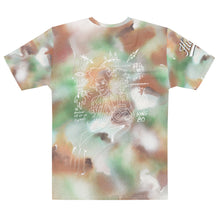 "Load image into Gallery viewer, HUES ""Revolutionary Artist"" All Over Print Unisex Short Sleeve T-shirt"