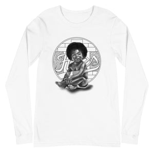 """Super Prodigy"" Unisex Long Sleeve Tee"