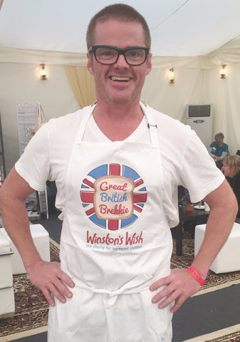 Great British Brekkie apron