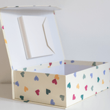 Memory Box: Polka Hearts by Emma Bridgewater
