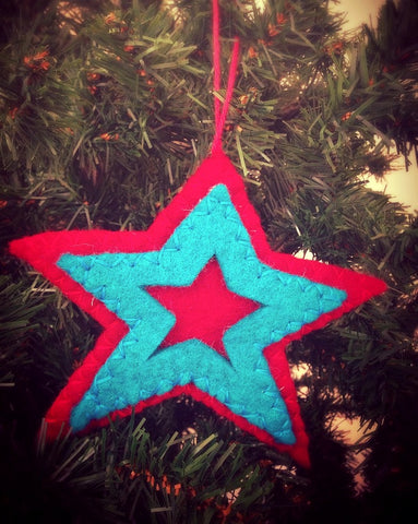 Wish Upon A Star: layered decoration