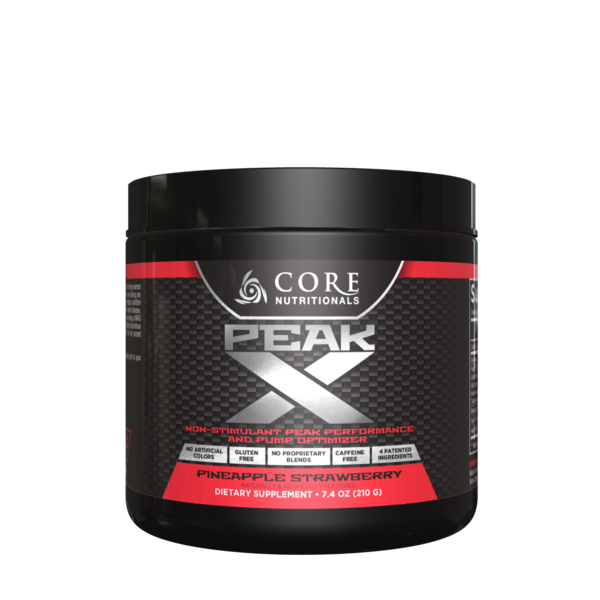 Core Nutritionals Peak X Product Overview
