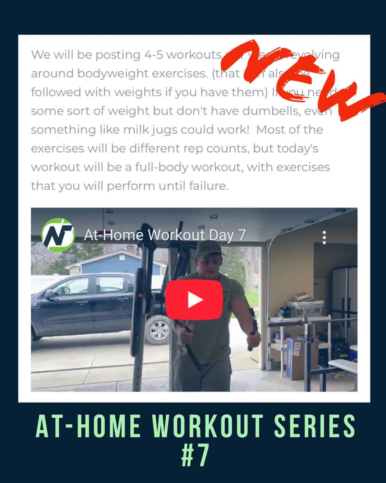 At-Home Workout #7