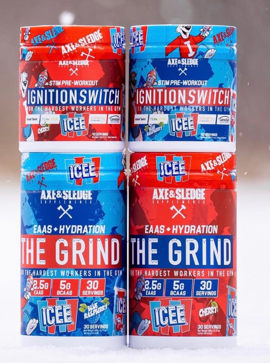 Axe and Sledge ICEE Collaboration