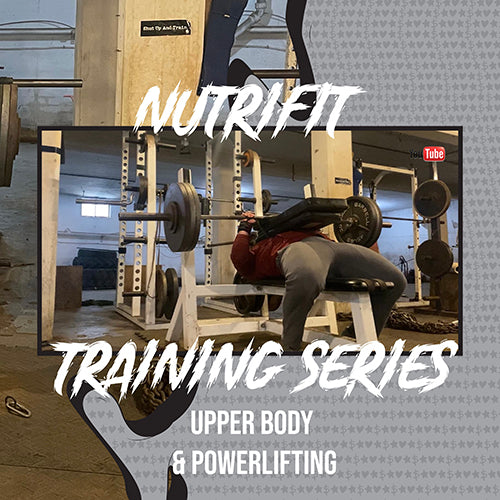 Powerlifting Routine - Upper Body Training