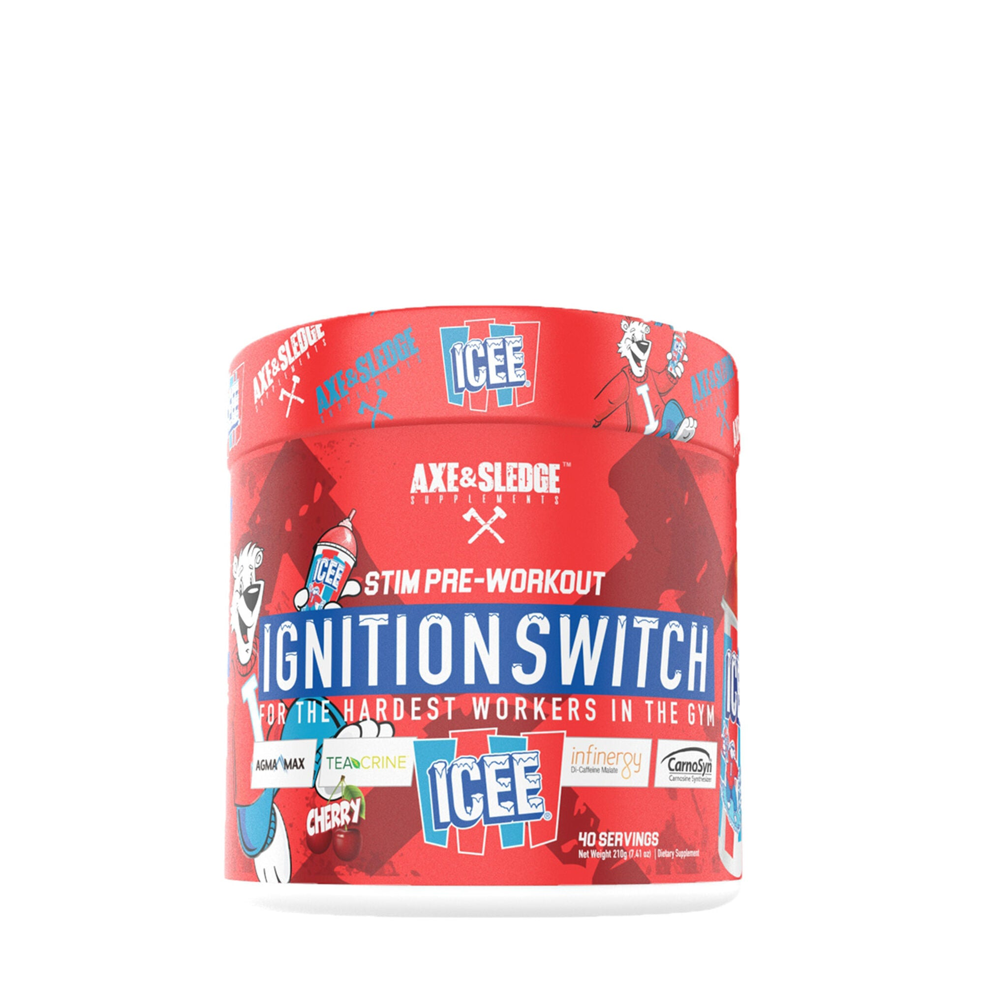 Axe and Sledge Ignition Switch ICEE