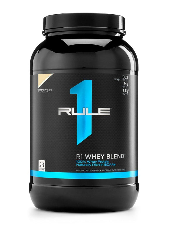Rule One R1 Whey Blend | NutriFit Cleveland