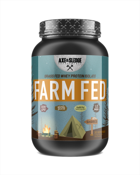 Axe and Sledge FarmFed | NutriFit Cleveland