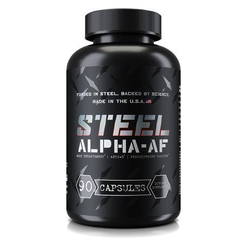 Steel Supplements Alpha-AF | NutriFit Cleveland