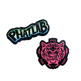 NutriFit & Phat Lab Sticker Pack