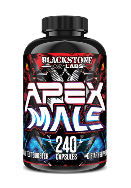 Blackstone Labs Apex Male | NutriFit Cleveland