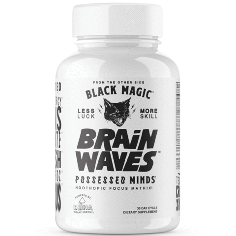 Black Magic Supply Brain Waves | NutriFit Cleveland