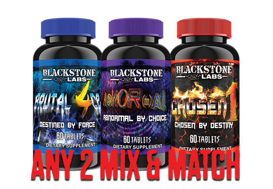 Blackstone Labs DHEA Stack | NutriFit Cleveland
