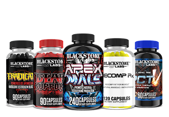 Blackstone Labs Ultimate PCT Stack | NutriFit Cleveland