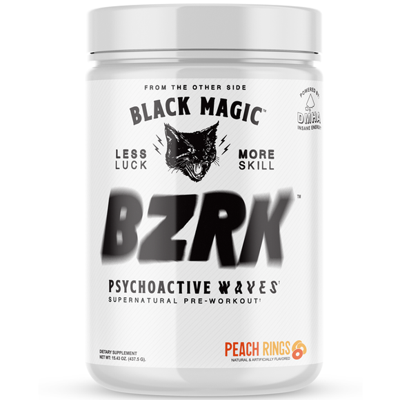 Black Magic Supply Bzrk | NutriFit Cleveland