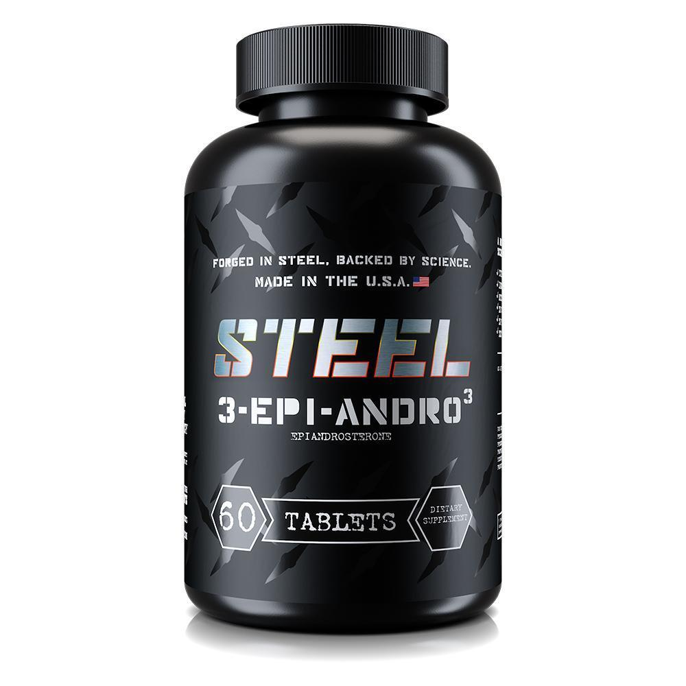 Steel Supplements 3-Epi-Andro | NutriFit Cleveland
