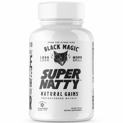 Black Magic Supply Super Natty | NutriFit Cleveland
