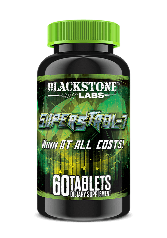 Blackstone Labs Superstrol-7 | NutriFit Cleveland