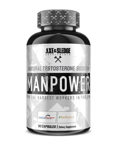 Axe and Sledge Manpower | NutriFit Cleveland