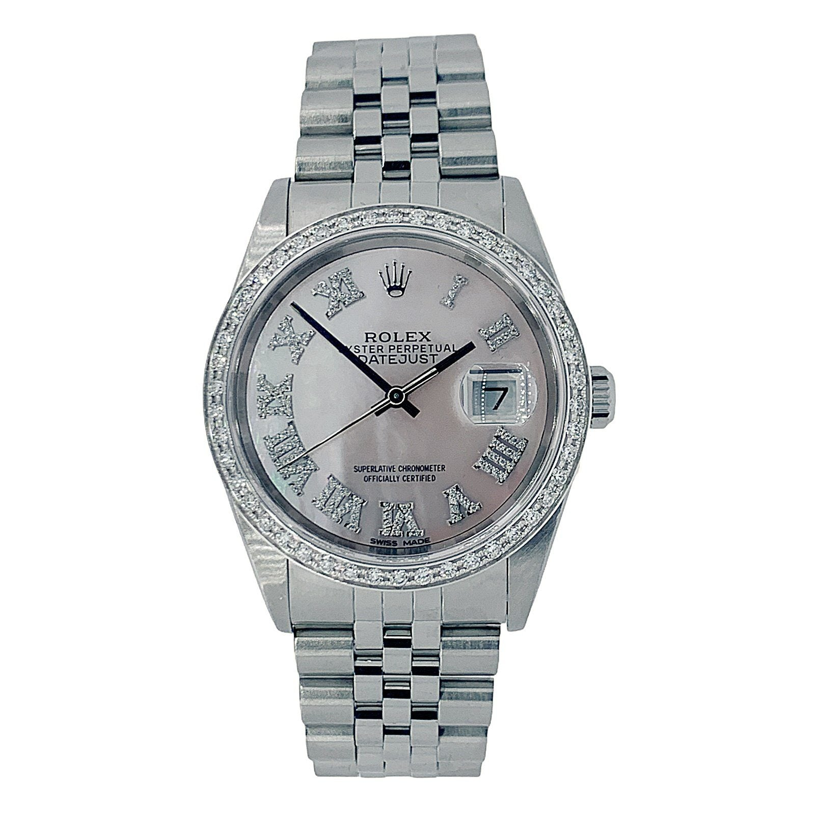 Rolex Datejust 36mm 2000 - 16234