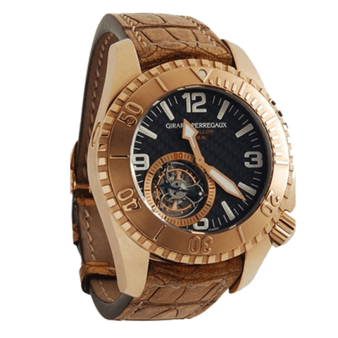 GIRARD PERREGAUX SEA HAWK TOURBILLON 32pc LTD Retail 225.000€
