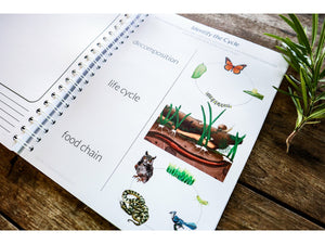 Level 1 Student Notebook (Gentle + Classical Nature)