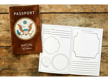 Load image into Gallery viewer, Printed Passport for On Mission